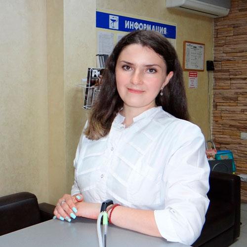 Арзуманян Мариам Андреасовна