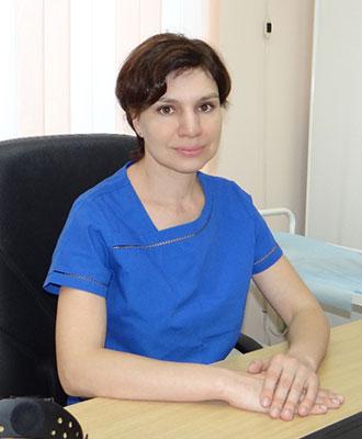 Шевцова Наталья Валерьевна