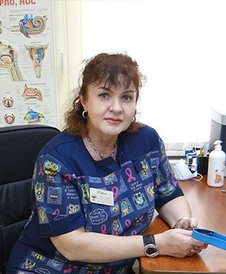 Бабанская Татьяна Анатольевна